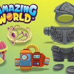 Amazing World GWR May Item Collage