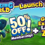 Celebrate the Official Launch Of Amazing World!