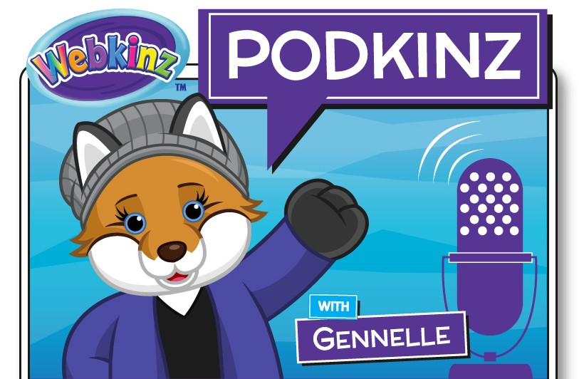 Podkinz - The Offical Podcast for Webkinz
